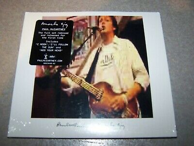 "Paul Mccartney ""Amoeba Gig "" Complete Cd"