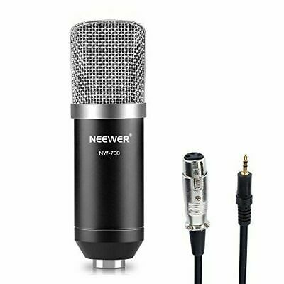 Professional condenser microphone set studio broadcasting NW-700 Neewer Japan