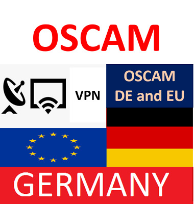 OSCAM Server für 12 Monate