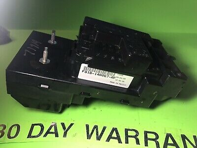 1999 Ford Super Duty F250 F350 Interior Dash Fuse Box Relay F81B-14A067-Af Oem