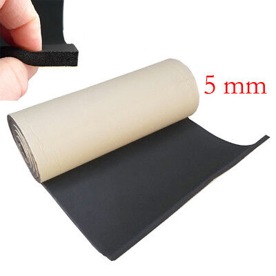 Car Sound-proofing Deadening Insulation Foam Mat Acoustic Pad Sound Control Mat