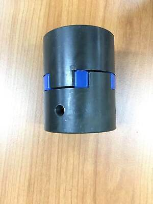 Coupling Motor Coupler Connector for 14//19mm Shaft Flexible 45x78