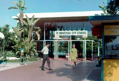 Universal Studios Hollywood - Vintage pictures on CD #2
