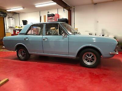 Ford Cortina Mk2 Regd As 2.0 Gt Pinto Solid Car Minter £9995 Ono Px