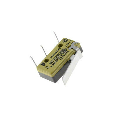 XCG11-J1Z1 Microswitch with lever SPDT 5A/250VAC ON-ON 1-position SAIA-BURGESS
