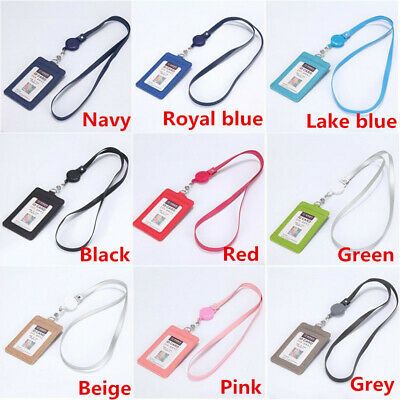 School Bus Retractable Reel Id Badge Holder Katy Isd Transportation Clothing Shoes Accessories Women S Accessories