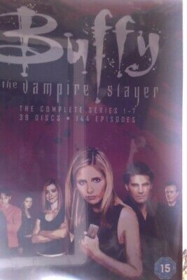 Buffy the Vampire Slayer: The Complete Series (DVD, 2017, 39-Disc Set, 20th...