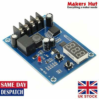 Lithium Battery Charge Control Protection Board /w LED Display XH-M603 - HW-632