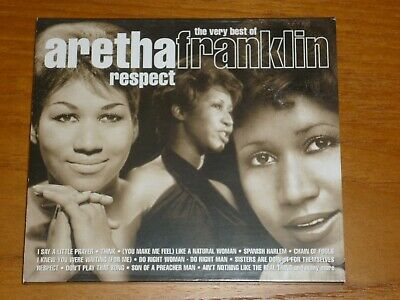Aretha Franklin – Respect The Very Best of Aretha Franklin