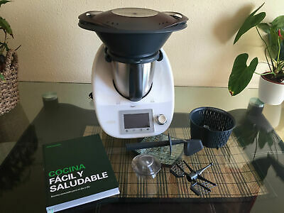VORWERK THERMOMIX TM5 with all its accesories. Good condition !! Warranty !