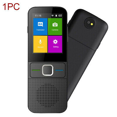 Travel WIFI Instant Real Time Smart Voice Photo Interpret Language Translator