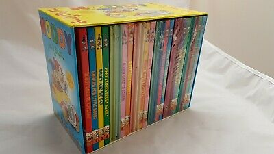Vintage Noddy Box Set Of Books 1-24 100 Years Of Enid Blyton Edition Some Sealed