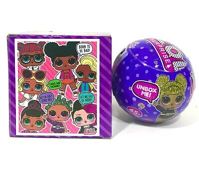 LOL Surprise Doll with Mix & Match Accessories 45+ to collect 4 colours 3+