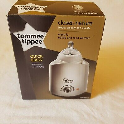 Tommee Tippee Electric Bottle Warmer New And Boxed