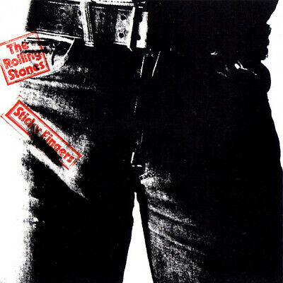 ROLLING STONES Sticky Fingers CD