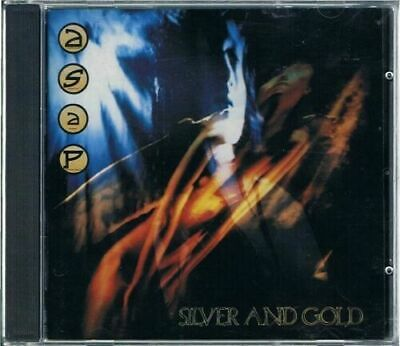 ASAP ‎– Silver And Gold  CD