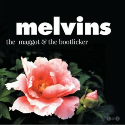 MELVINS - MAGGOT & THE BOOTLICKER (LP/DL CARD) (VINYL) Preorder