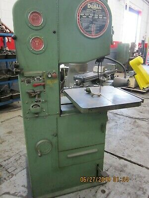 """Do ALL VERTICAL BAND SAW 16"""""""