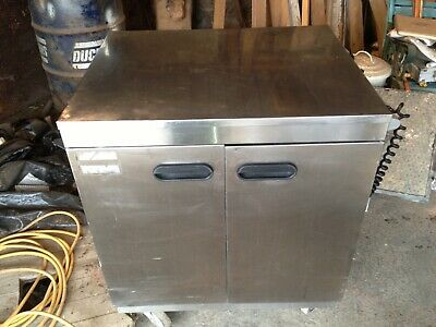 Parry 1888 Hot Cupboard, Hot Plate, Plate / Food Warmer, All Working £750 New