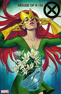 House Of X 3 2919 Sara Pichelli Flowers Variant Nm Sold Out