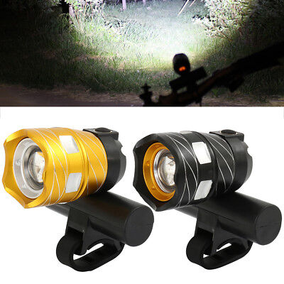 USB Rechargeable 15000 Lumen XM-L T6 LED Bike Light Headlight Taillight Set