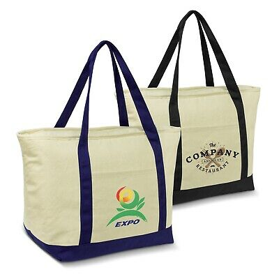 25 x Calico Cooler Bag Bulk Gifts Promotion Business Merchandise