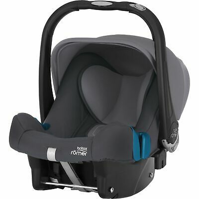 Britax Romer BABY-SAFE PLUS SHR II Group 0+ Child Car Seat