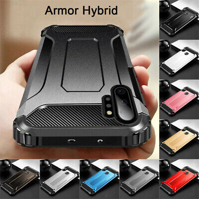 Case For Samsung Galaxy Note 10 10 Plus Shockproof Hybrid Rugged Armor TPU Cover