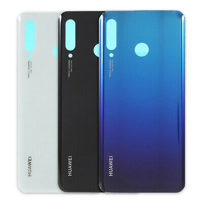 For Huawei P30 Lite Rear Glass Housing Adhesive Battery Back Cover + Adhesive