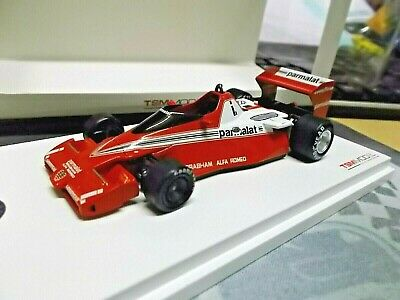 BRABHAM BT46 GP ITALIA 1978 TAMEO KITS IN METALLO 1//43
