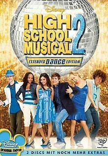 High School Musical 2 (Extended Dance Edition) [2... | DVD | condition very good