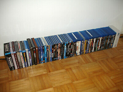 Blu-Ray COLLECTION (85 movies + 2 TV series)