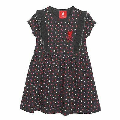 Liverpool FC Baby Dress LFC Official