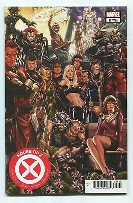 House of X & Powers of X #1 Brooks Connecting Variant Set! See Scans!