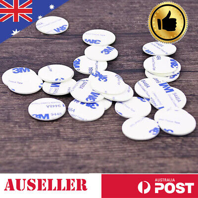 3M Double Sided Tape Sticker Pad Round Car Bike Boat House Mount Phone Holder