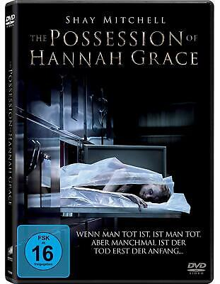 The Possession of Hannah Grace * DVD *