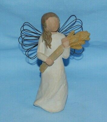 Willow Tree Angel Of Autumn Ornament  Lot 31