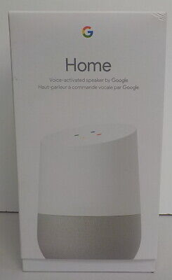 Google Home - White Slate (Canada) - With Google Assistant