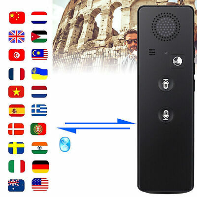 Translaty MUAMA Enence Smart Instant Real Time Voice 40 Languages Translator T3