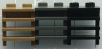 LEGO 4175 Plate Modified 1 x 2 with Ladder X2