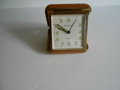 Vintage Alarm Clock-Made Exclusively For Phinney-Walker In Germany