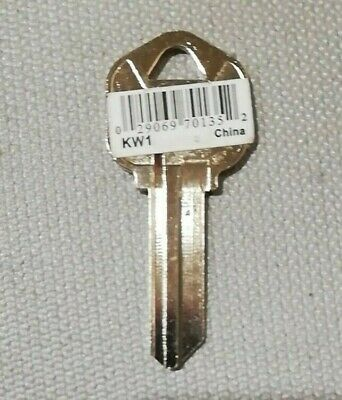 Kwikset KW1 KEYBLANK ~ Lot of 32