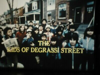 16mm The Kids of Degrassi Street Griff Gets a Hand Lpp 1986