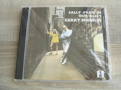 pop 1970s CD GERRY MONROE *NEW & SEALED* Sally Pride Of Our Alley *REMASTERED*