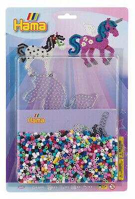 Hama Beads Unicorn Activity Kit Multicolour