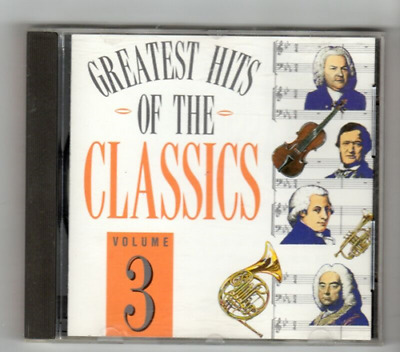 Various - The Greatest Hits of the Classics Vol.3 (CD)
