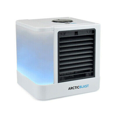 Staycool® Arctic Blast Personal Air Cooler - USB Powered Humidifier Fan With...