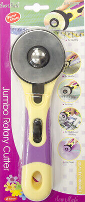 Jumbo Rotary Cutter for Quilting Paper Vinyl Leather 60mm -  BLB632
