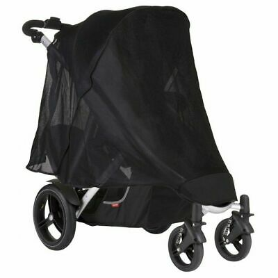 Phil And Teds  Buggy Double Uv Suncover#