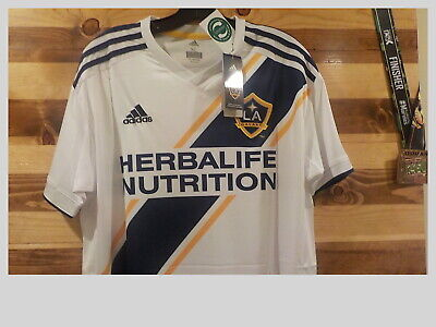 best authentic 0dfe2 6a886 IBRAHIMOVIC LA GALAXY Jersey MLS Zlatan Home *FAST SHIPPING ...